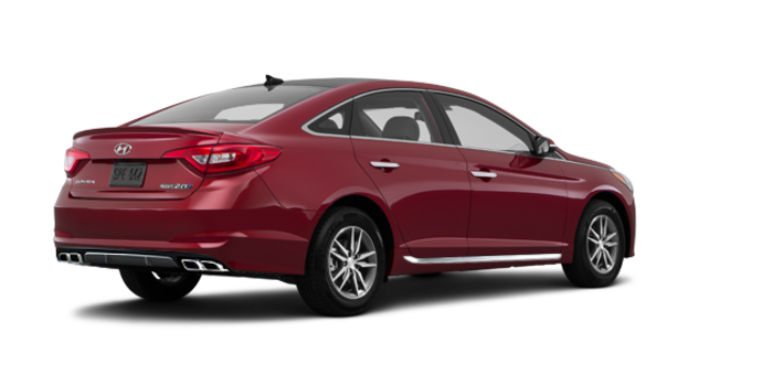 2016 Hyundai Sonata SPORT ULTIMATE | Photo 5 | Venetian Red