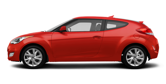 2016 Hyundai Veloster BASE | Photo 4 | Boston Red
