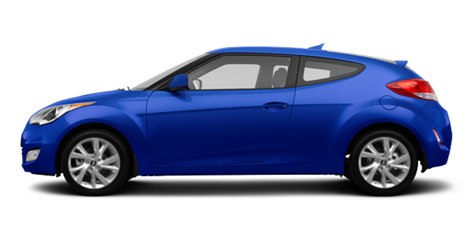 2016 Hyundai Veloster BASE | Photo 4 | Pacific Blue