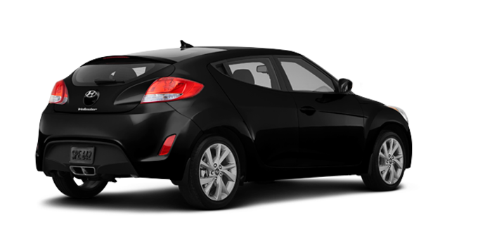 2016 Hyundai Veloster BASE | Photo 5 | Ultra Black