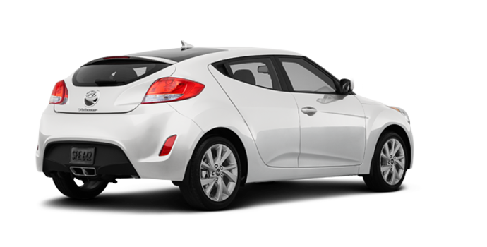 2016 Hyundai Veloster BASE | Photo 5 | Century White