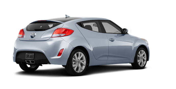 2016 Hyundai Veloster BASE | Photo 5 | Ironman Silver