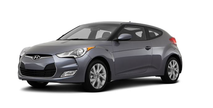 2016 Hyundai Veloster BASE | Photo 6 | Triathlon Grey