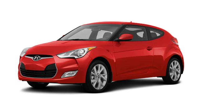 2016 Hyundai Veloster BASE | Photo 6 | Boston Red