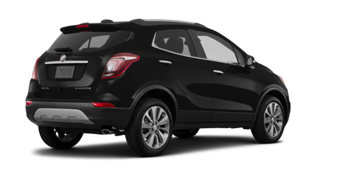2017 Buick Encore BASE | Photo 5 | Ebony Twilight Metallic