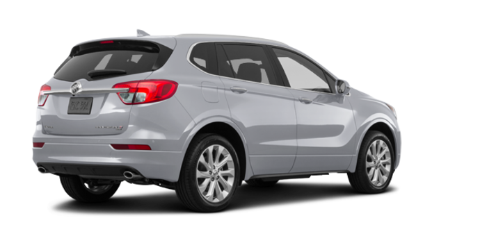 2017 Buick Envision Premium II | Photo 5 | Galaxy Silver Metallic