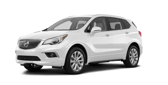 2017 Buick Envision Premium II | Photo 6 | Summit White
