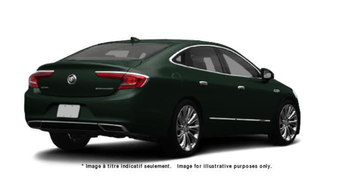 2017 Buick LaCrosse BASE | Photo 5 | Dark Forest Green Metallic