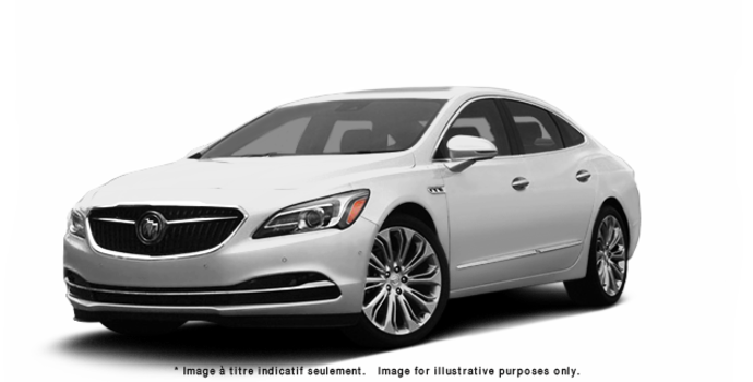 2017 Buick LaCrosse BASE | Photo 6 | Summit White