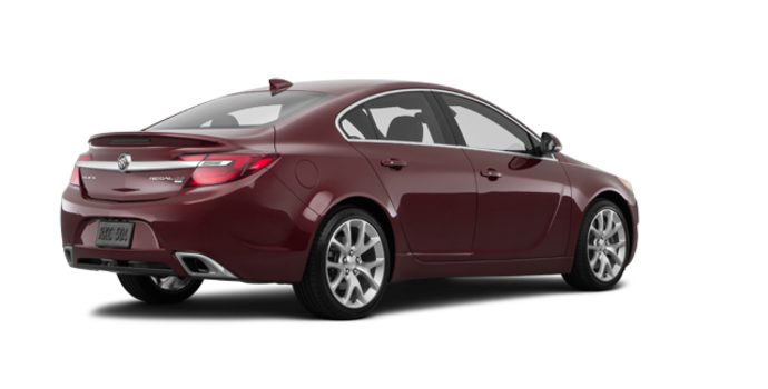 2017 Buick Regal Sportback GS | Photo 5 | Black Cherry Metallic