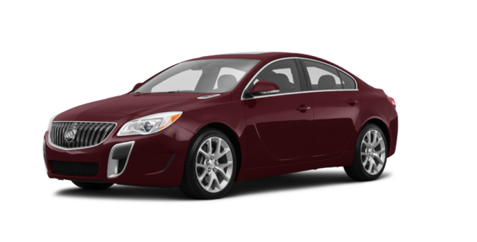 2017 Buick Regal Sportback GS | Photo 6 | Black Cherry Metallic