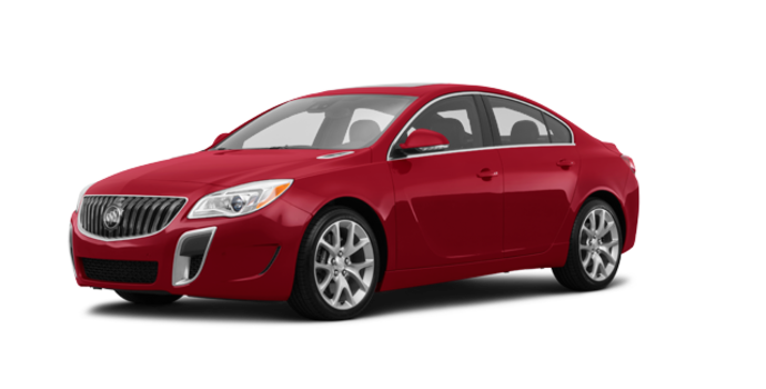 2017 Buick Regal Sportback GS | Photo 6 | Crimson Red