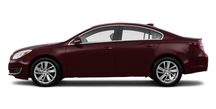 2017 Buick Regal PREMIUM I | Photo 4 | Black Cherry Metallic