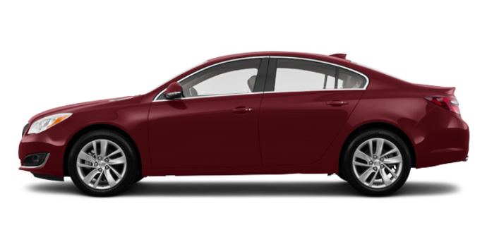 2017 Buick Regal PREMIUM I | Photo 4 | Crimson Red