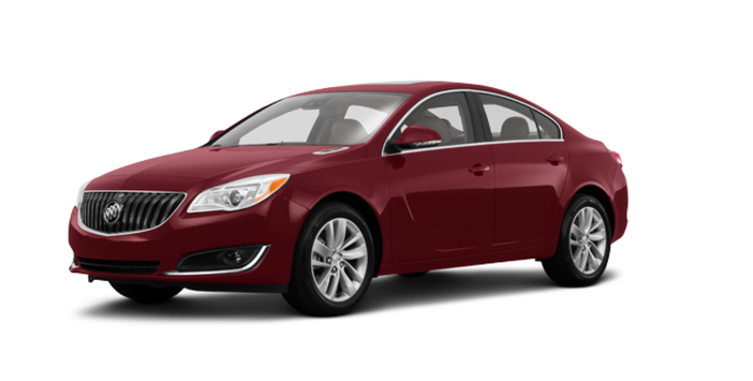 2017 Buick Regal PREMIUM I | Photo 6 | Crimson Red