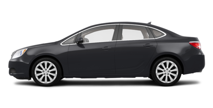2017 Buick Verano BASE | Photo 4 | Graphite Grey Metallic