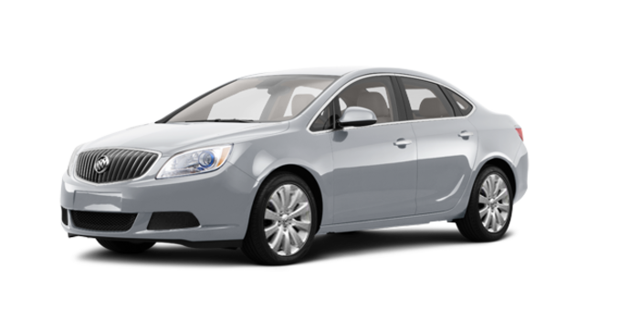 2017 Buick Verano BASE | Photo 6 | Quicksilver Metallic