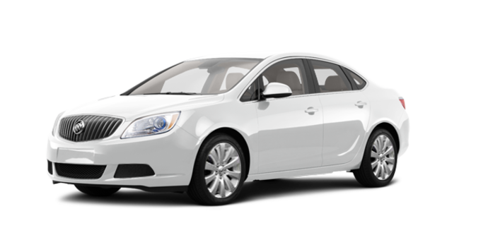 2017 Buick Verano BASE | Photo 6 | Summit White