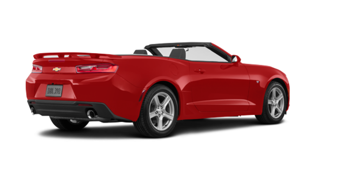 2017 Chevrolet Camaro convertible 1LT | Photo 5 | Garnet Red