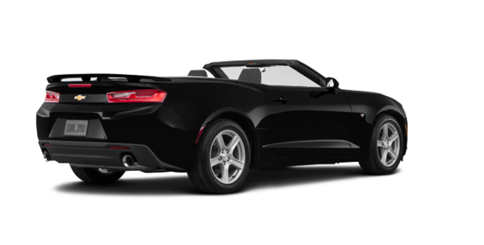 2017 Chevrolet Camaro convertible 1LT | Photo 5 | Black