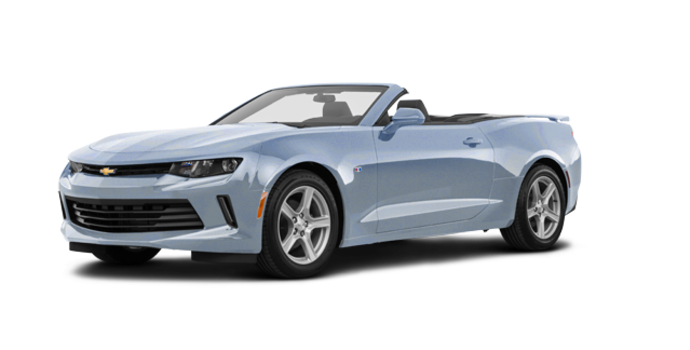 2017 Chevrolet Camaro convertible 1LT | Photo 6 | Arctic Blue Metallic