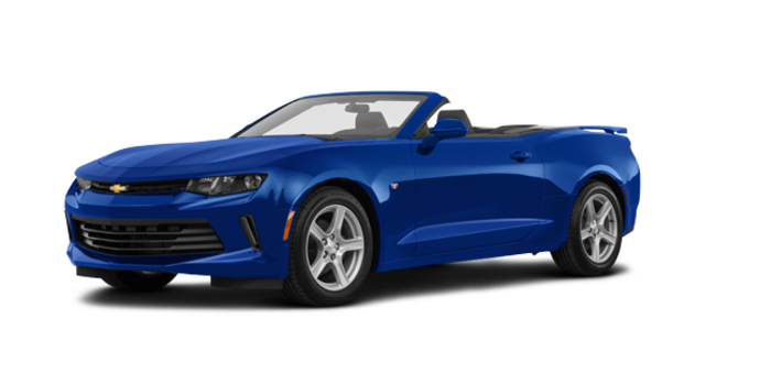 2017 Chevrolet Camaro convertible 1LT | Photo 6 | Hyper Blue Metallic
