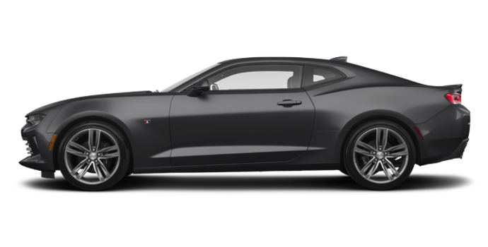 2017 Chevrolet Camaro coupe 2LT | Photo 4 | Nightfall Grey Metallic
