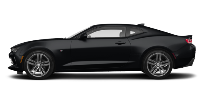 2017 Chevrolet Camaro coupe 2LT | Photo 4 | Black