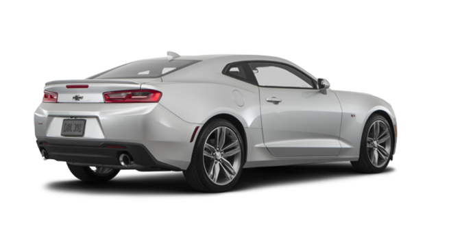 2017 Chevrolet Camaro coupe 2LT | Photo 5 | Silver Ice Metallic