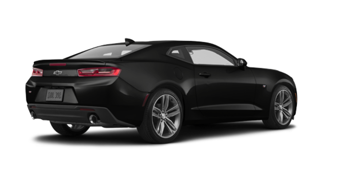 2017 Chevrolet Camaro coupe 2LT | Photo 5 | Mosaic Black Metallic