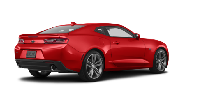 2017 Chevrolet Camaro coupe 2LT | Photo 5 | Garnet Red