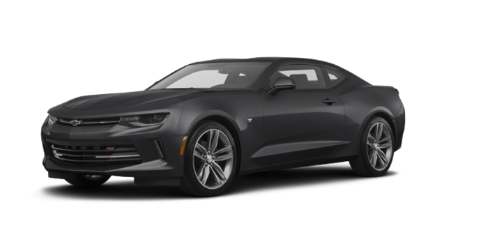 2017 Chevrolet Camaro coupe 2LT | Photo 6 | Nightfall Grey Metallic
