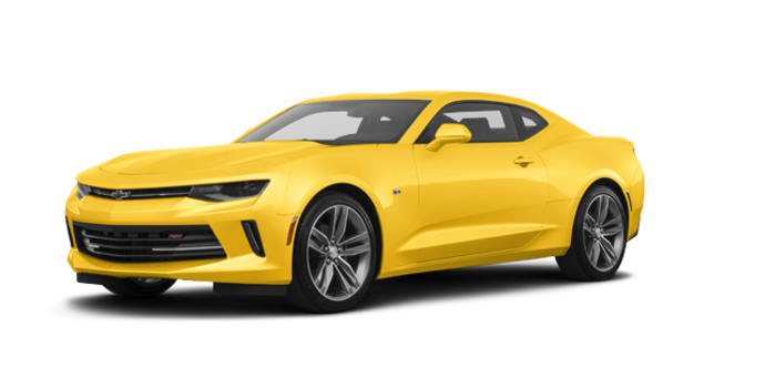 2017 Chevrolet Camaro coupe 2LT | Photo 6 | Bright Yellow