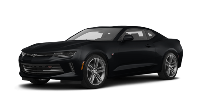 2017 Chevrolet Camaro coupe 2LT | Photo 6 | Black
