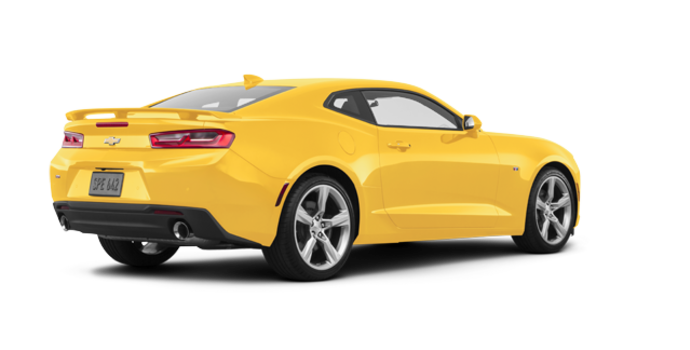 2017 Chevrolet Camaro coupe 2SS | Photo 5 | Bright Yellow