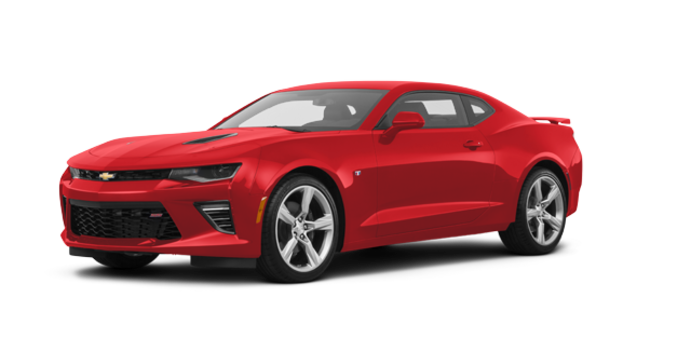 2017 Chevrolet Camaro coupe 2SS | Photo 6 | Red Hot