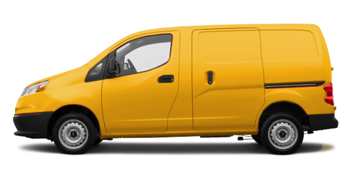 2017 Chevrolet City Express 1LS | Photo 4 | Sunglow Yellow