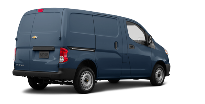 2017 Chevrolet City Express 1LS | Photo 5 | Blue Ink
