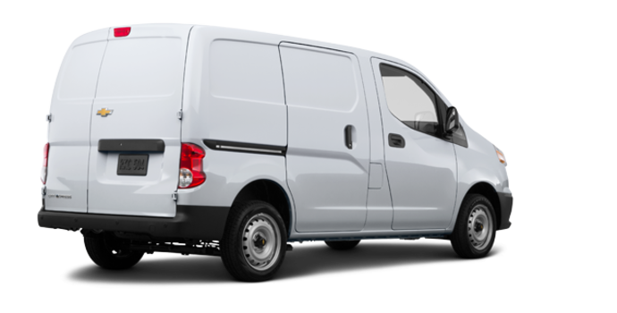 2017 Chevrolet City Express 1LS | Photo 5 | Galvanized Silver