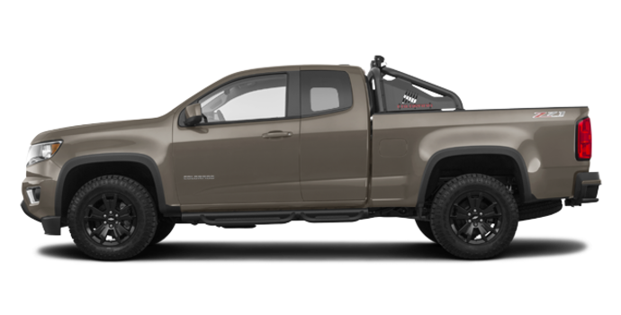 2017 Chevrolet Colorado Z71 | Photo 4 | Brownstone Metallic