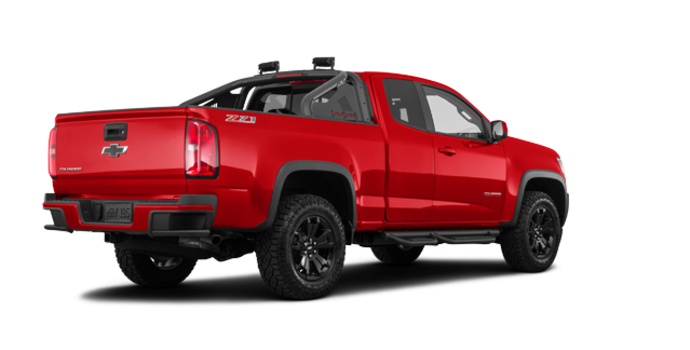 2017 Chevrolet Colorado Z71 | Photo 5 | Red Hot