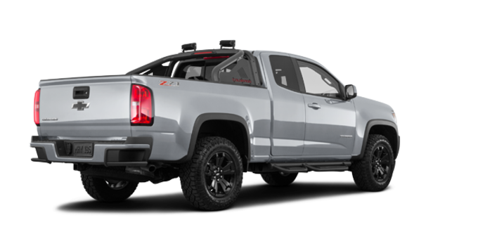 2017 Chevrolet Colorado Z71 | Photo 5 | Silver Ice Metallic