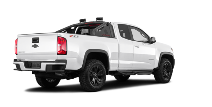 2017 Chevrolet Colorado Z71 | Photo 5 | Summit White