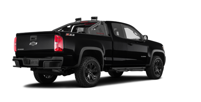 2017 Chevrolet Colorado Z71 | Photo 5 | Black