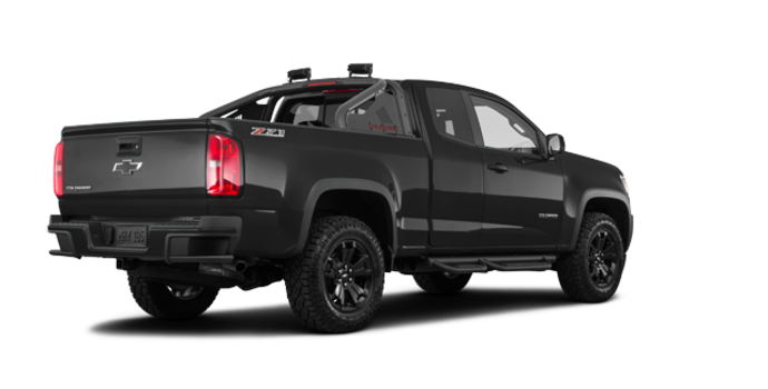 2017 Chevrolet Colorado Z71 | Photo 5 | Graphite Metallic