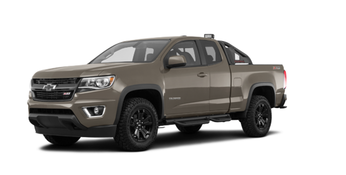 2017 Chevrolet Colorado Z71 | Photo 6 | Brownstone Metallic