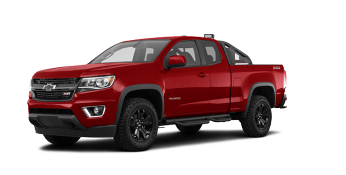 2017 Chevrolet Colorado Z71 | Photo 6 | Cajun Red