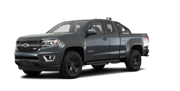 2017 Chevrolet Colorado Z71 | Photo 6 | Cyber Grey Metallic