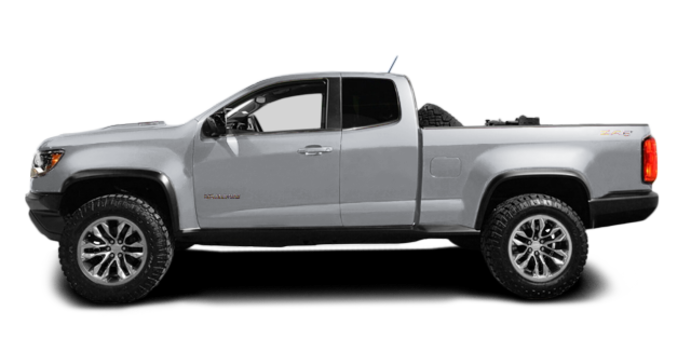 2017 Chevrolet Colorado ZR2 | Photo 4 | Silver Ice Metallic