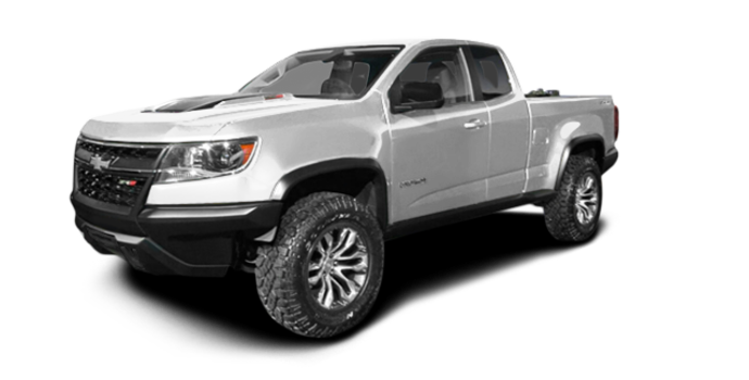 2017 Chevrolet Colorado ZR2 | Photo 6 | Summit White
